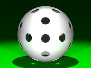 Unihoeckyball